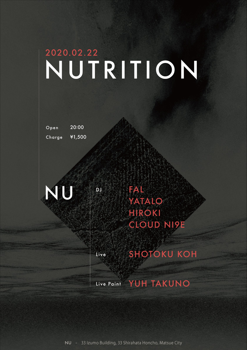 2020.02.22  NUTRITION